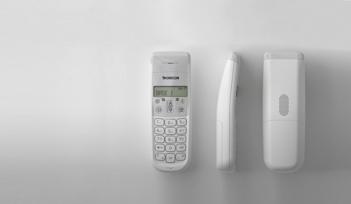 Leader Esencial Dect Telephone